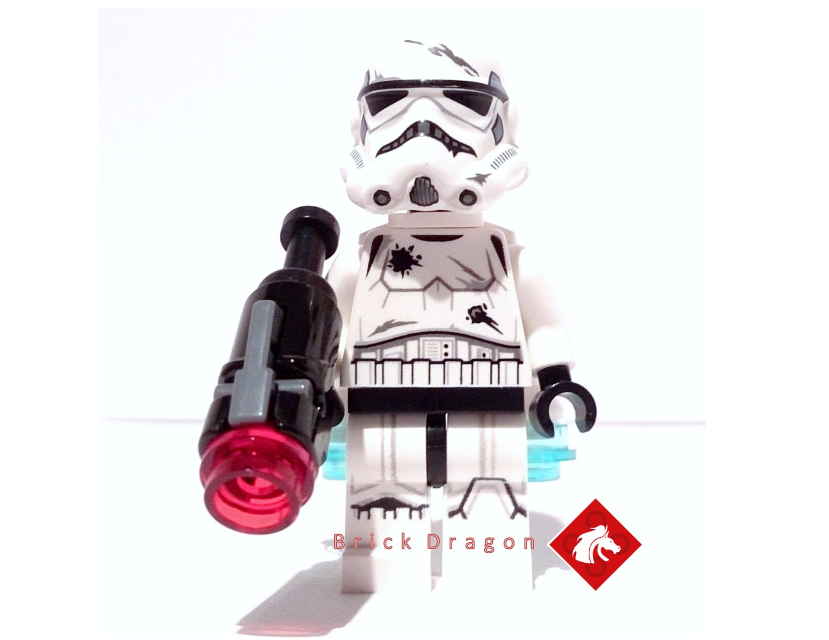 Lego Minifigure Star Wars Imperial Jetpack Trooper SW0691 75134 Galactic Empire