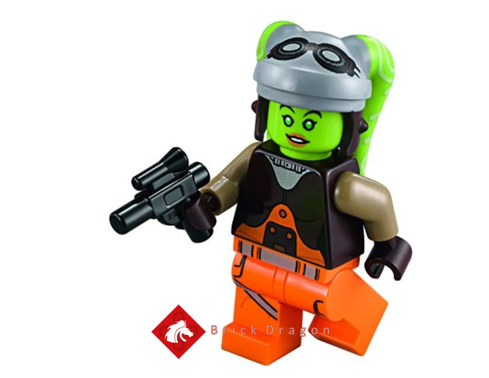 NEW LEGO HERA SYNDULLA FROM SET 75053 STAR WARS REBELS SW0576