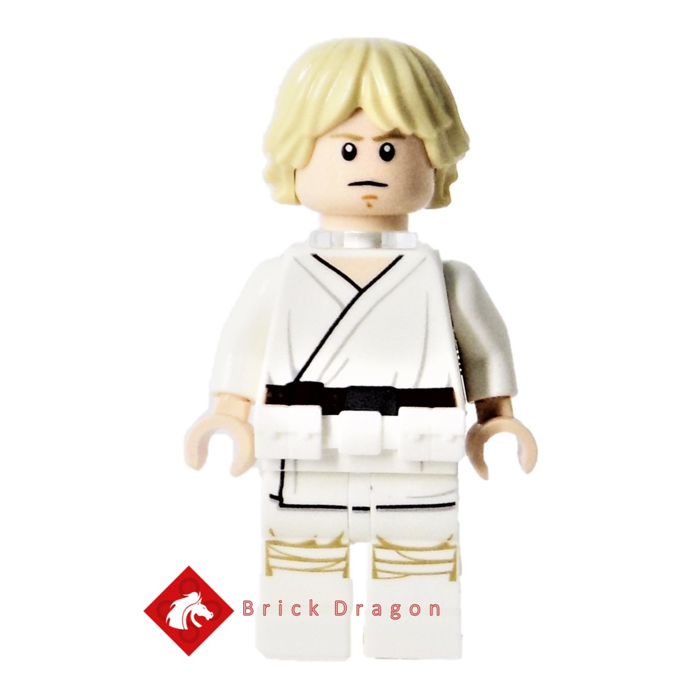 LEGO STAR WARS Luke Skywalker  MINIFIG new from Lego set 75229 New