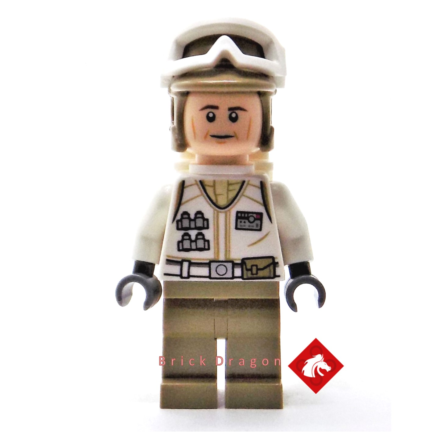 LEGO Star Wars™ Hoth Rebel Trooper Minifig from 75259 sw1026 with Space Gun