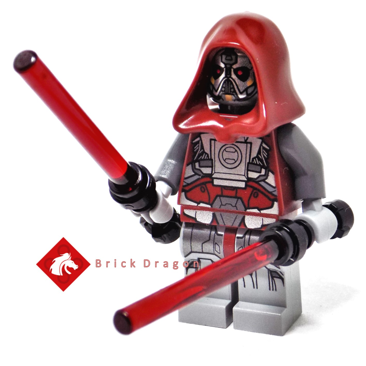 Lego Star Wars Sith Warrior /& Lightsabers 75025 Old Republic **New**